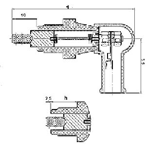 Щеткодержатели типа ЭМЩ-2А